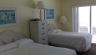 Room E - Queen Bed & Twin Bed.