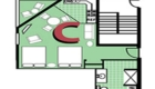 Room C - Floor plan.